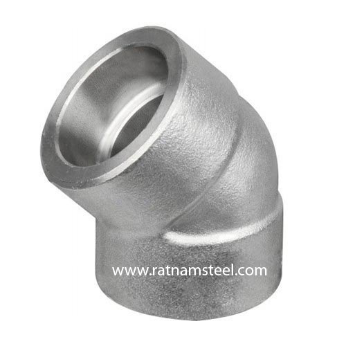 ASTM B564 Monel 400 45 Elbow CL3000‎‎‎‎‎‎‎‎ manufacturer in India