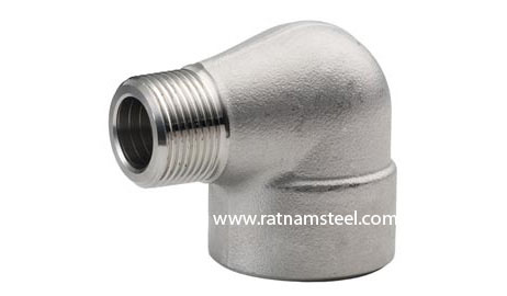 ASTM B564 Monel 400 Forged 90 Elbow manufacturer in India