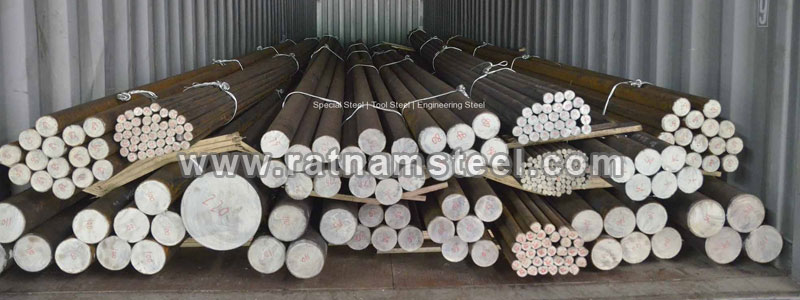 Carbon Steel EN-9 round bar manufacturer in india