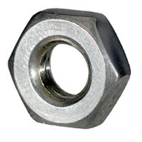 Carbon Steel Finished Hex Nuts