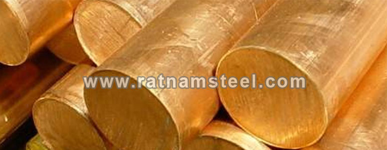 Copper Nickel Cu-Ni 90 / 10 round bar manufacturer in india