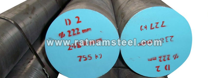 D2 Steel round Rod exporter in india