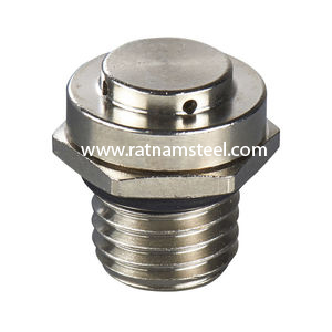 ASTM B564 Monel 400 Hexagon Head Flanged Plug manufacturer in India