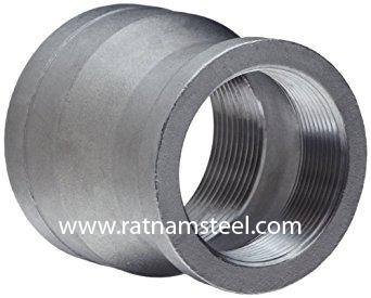 ASTM A182 200/201 Stainless Steel Forged Reducing Coupling manufacturer in India‎‎‎‎