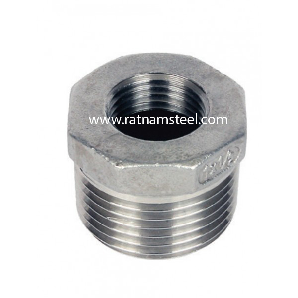 ASTM B564 Monel 400 Forged Hex Bushing manufacturer in India