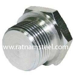 ASTM B564 Monel 400 Forged Hex Head Plug manufacturer in India‎