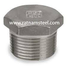 ASTM B564 Monel 400 Forged Hex Head Plug manufacturer in India