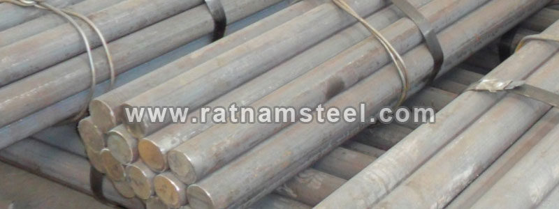 High Carbon Spring Steel round bar exporter in india