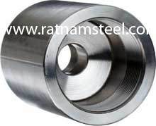 ASTM B564 Monel 400 Reducing Coupling CL3000‎‎ manufacturer in India‎‎‎‎‎‎‎