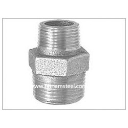 ASTM B564 Monel 400 Forged Reducing Hex Nipple manufacturer in India‎‎‎‎‎‎
