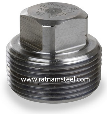 ASTM B564 Monel 400 Forged Square Head Plug manufacturer in India