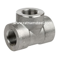 ASTM B564 Monel 400 Forged Tee manufacturer in India‎‎‎‎‎‎‎‎‎