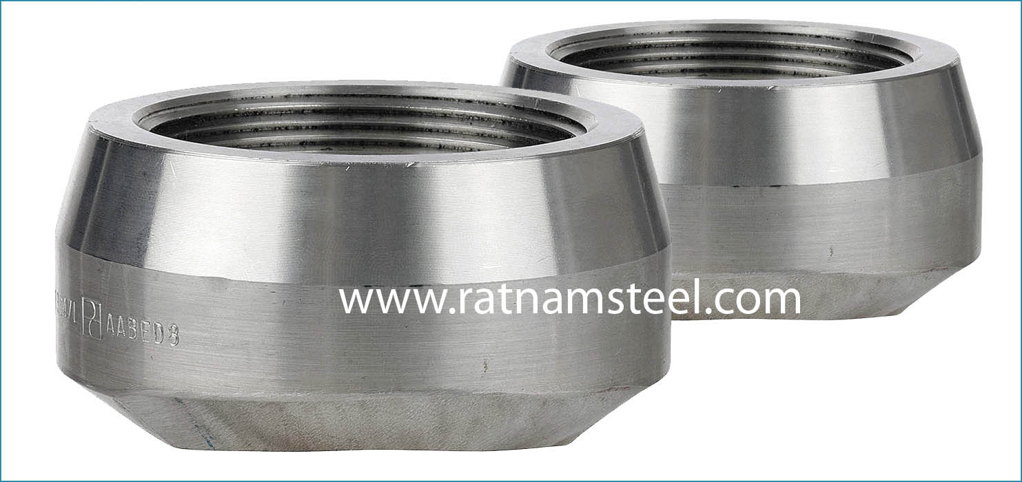 200/201 Stainless Steel Threaded Branches manufacturer in India