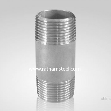 ASTM B564 Monel 400 Tube Nipple manufacturer in India‎‎