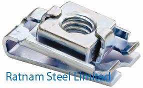 Stainless Steel AL-6XN Cage Nuts manufacturer in India