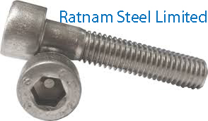 Stainless Steel AL-6XN Cap Screws manufacturer in India