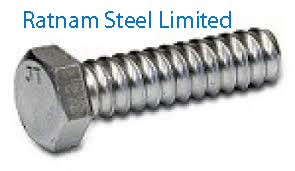 Stainless Steel AL-6XN Coil Bolts manufacturer in India