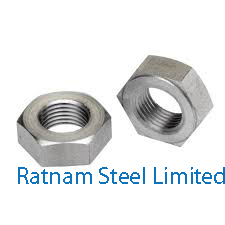 Stainless Steel AL-6XN Coil Nuts manufacturer in India