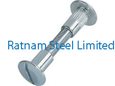 Stainless Steel AL-6XN Connector Bolts manufacturer in India