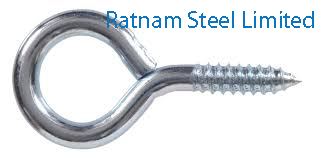 Stainless Steel AL-6XN Eye screw manufacturer in India