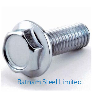 Stainless Steel AL-6XN Flange Bolts manufacturer in India