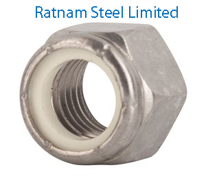 Stainless Steel AL-6XN Lock Nuts manufacturer in India