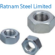 Stainless Steel AL-6XN Metric nuts manufacturer in India