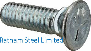 Stainless Steel AL-6XN Plow Bolts manufacturer in India