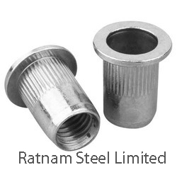 Stainless Steel AL-6XN Rivet Nuts manufacturer in India