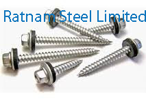 Stainless Steel AL-6XN Roofing Screw manufacturer in India