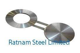 Incoloy ASTM B564 Alloy 20 Flange Spectacle Blind manufacturer in India