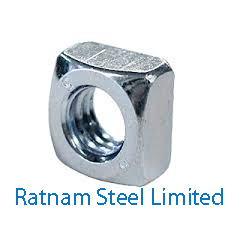 Stainless Steel AL-6XN Square Nuts manufacturer in India