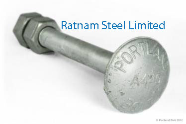 Stainless Steel AL-6XN Step Bolts manufacturer in India