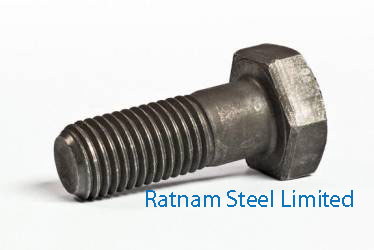 Stainless Steel AL-6XN Structural Bolts manufacturer in India