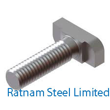 Stainless Steel AL-6XN T Head Bolts manufacturer in India