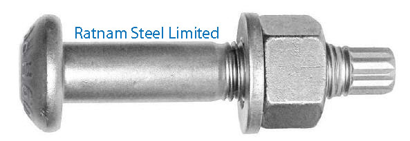 Stainless Steel AL-6XN Tension Control Bolts manufacturer in India