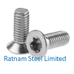 Stainless Steel AL-6XN Thread Rolling Screw manufacturer in India