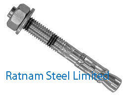 Stainless Steel AL-6XN Through Bolts manufacturer in India