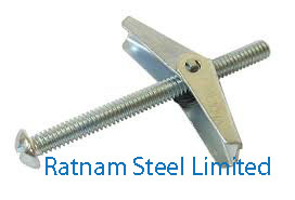Stainless Steel AL-6XN Toggle Bolts manufacturer in India