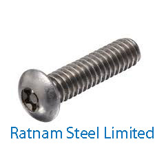 Stainless Steel AL-6XN Torx Bolts manufacturer in India