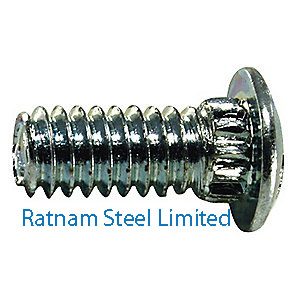 Stainless Steel AL-6XN Track Bolts manufacturer in India