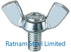 Stainless Steel AL-6XN Wing Bolts manufacturer in India